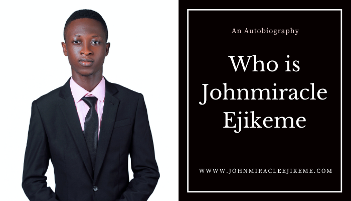 johnmiracle ejikeme