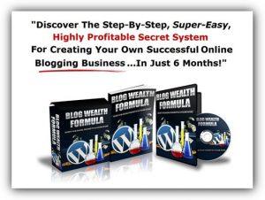 blog wealth formula