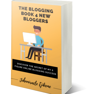 the blogging book